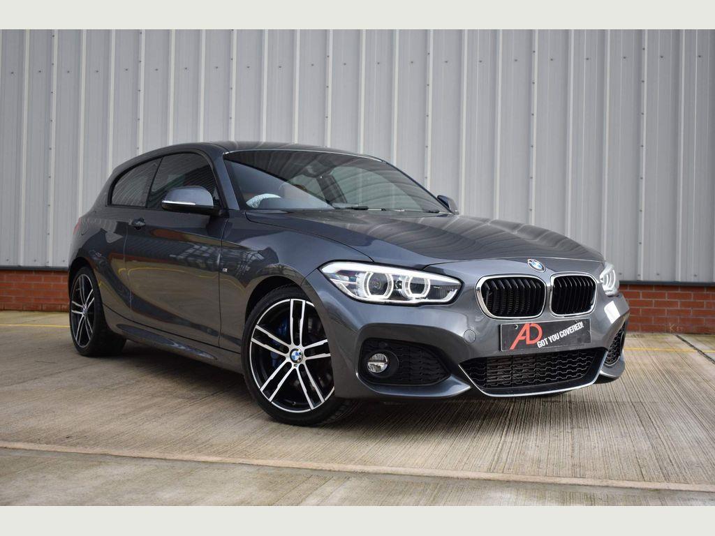 BMW 1 Series Hatchback 2.0 120d M Sport Sports Hatch Auto (s/s) 3dr