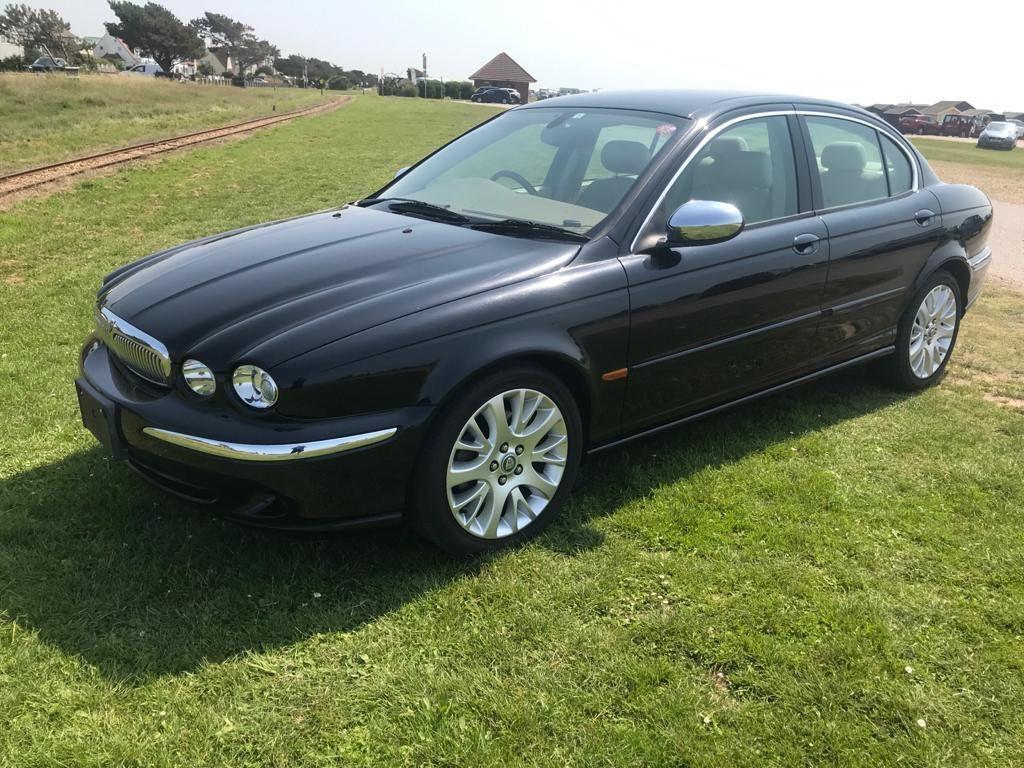 Jaguar X-Type Saloon 3.0 V6 Sovereign 4dr Auto