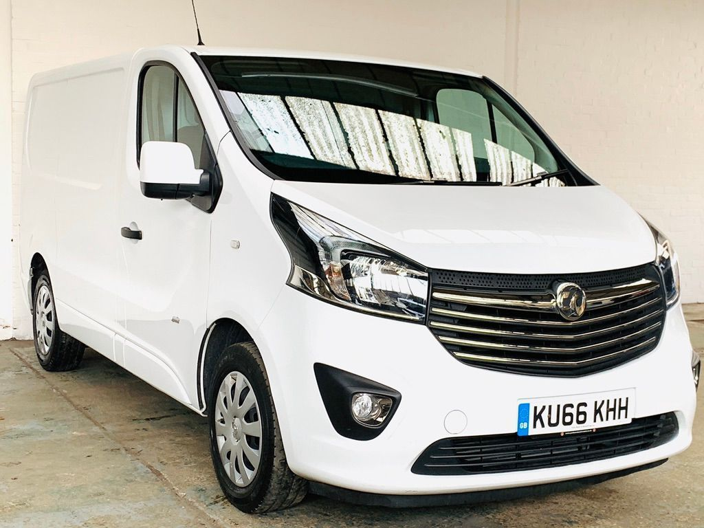 Vauxhall Vivaro Temperature Controlled 1.6 CDTi BiTurbo Sportive Refrigerated Van (s/s) 5dr