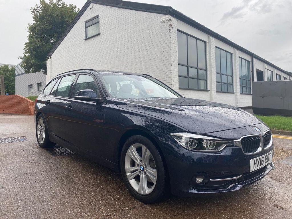 BMW 3 Series Estate 2.0 320d Sport Touring Auto (s/s) 5dr