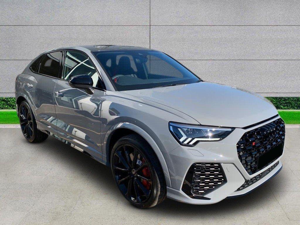 Audi RS Q3 SUV 2.5 TFSI Audi Sport Edition Sportback S Tronic quattro (s/s) 5dr