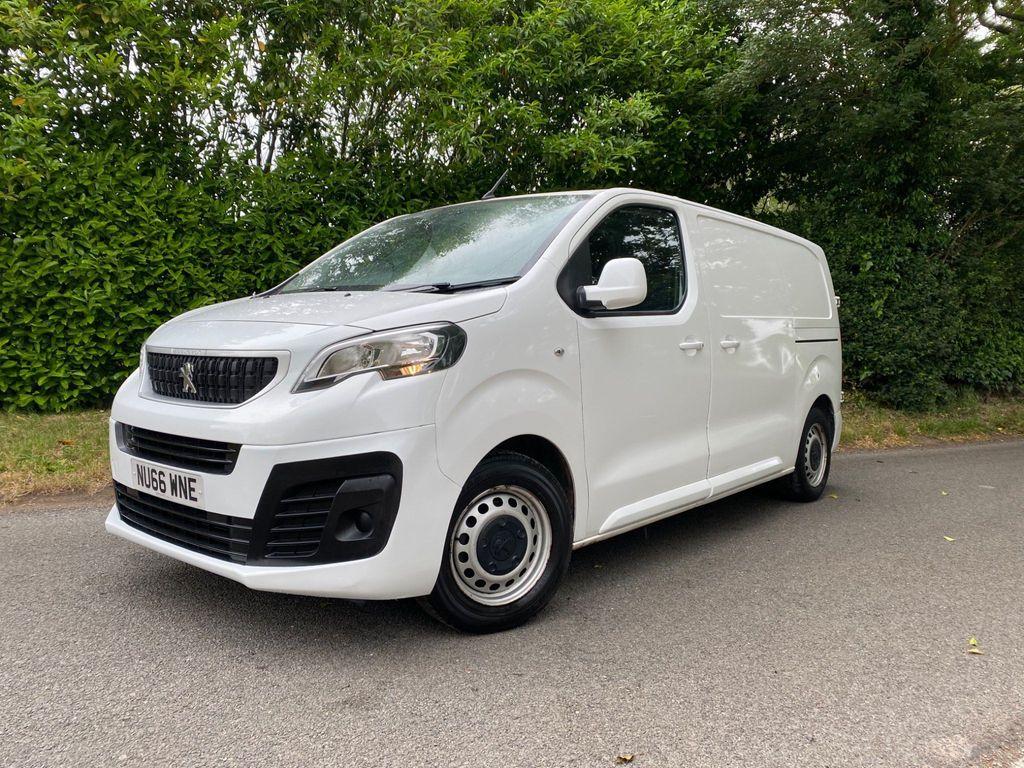 Peugeot Expert Panel Van 1.6 BlueHDi 1000 S Standard Panel Van MWB EU6 6dr