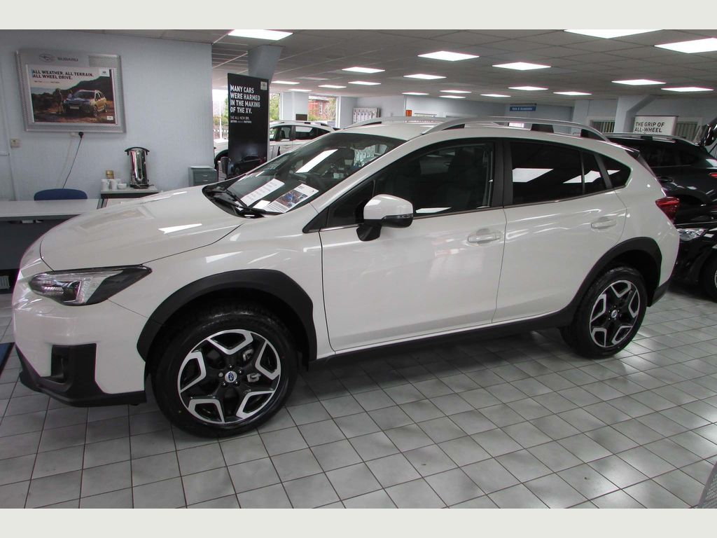 SUBARU XV SUV 2.0i SE Lineartronic 4WD (s/s) 5dr