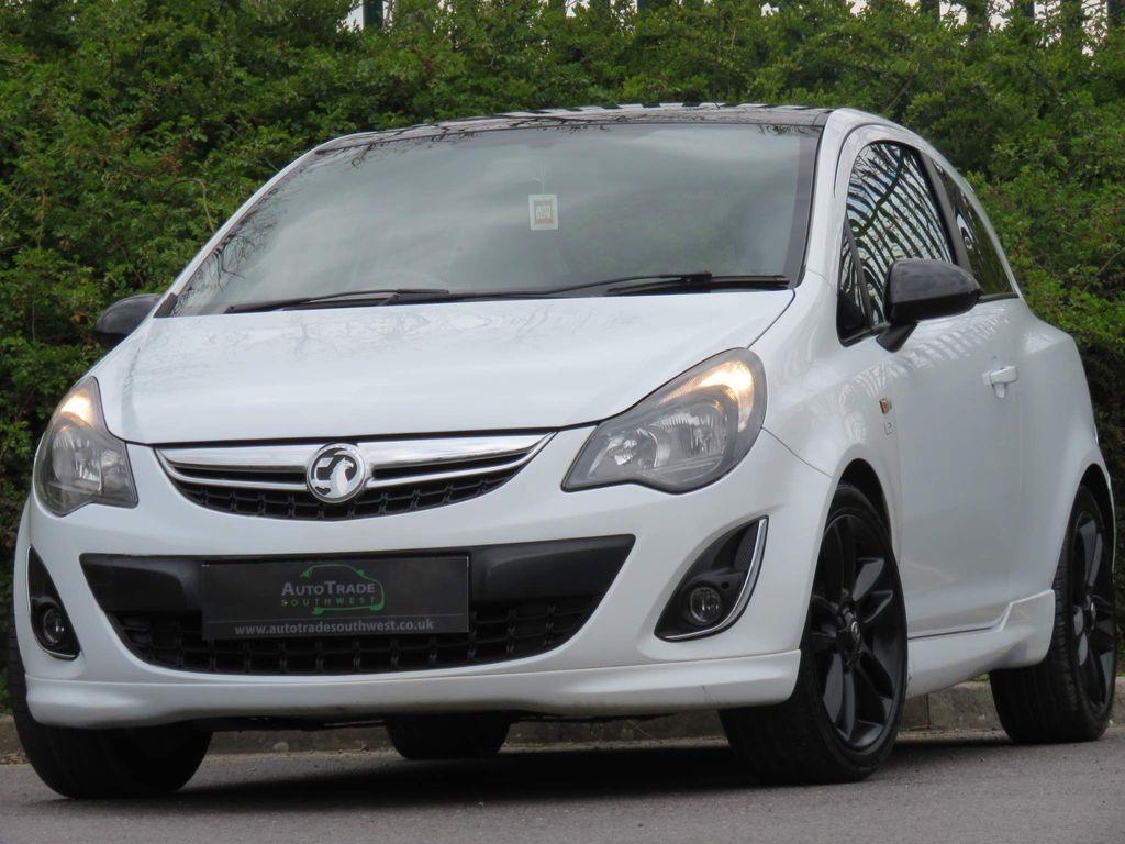 Vauxhall Corsa Hatchback 1.3 CDTi ecoFLEX 16v Limited Edition 3dr (a/c)