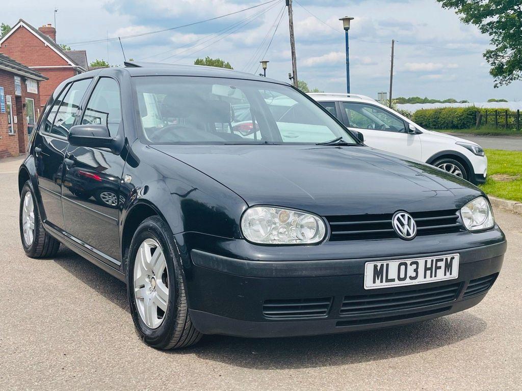 Volkswagen Golf Hatchback 1.4 Match 5dr