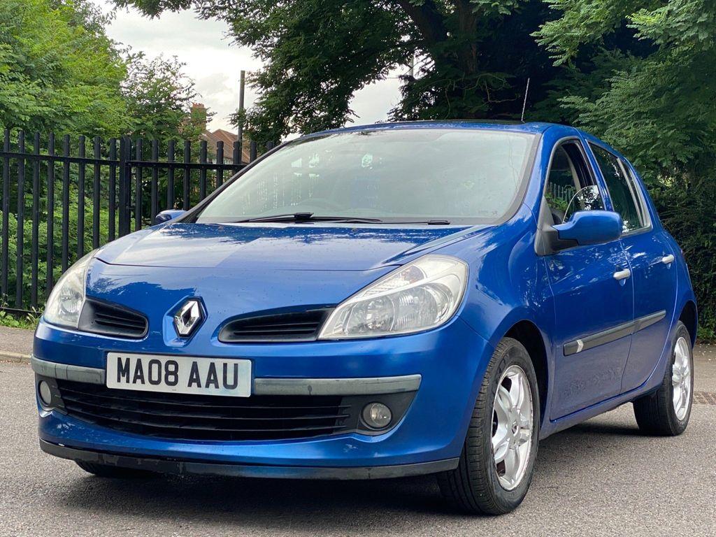 Renault Clio Hatchback 1.2 TCe 16v Expression 5dr
