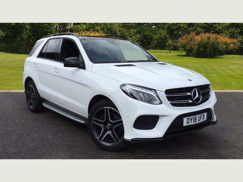Mercedes-Benz GLE Class SUV 2.1 GLE250d AMG Night Edition (Premium Plus) G-Tronic 4MATIC (s/s) 5dr