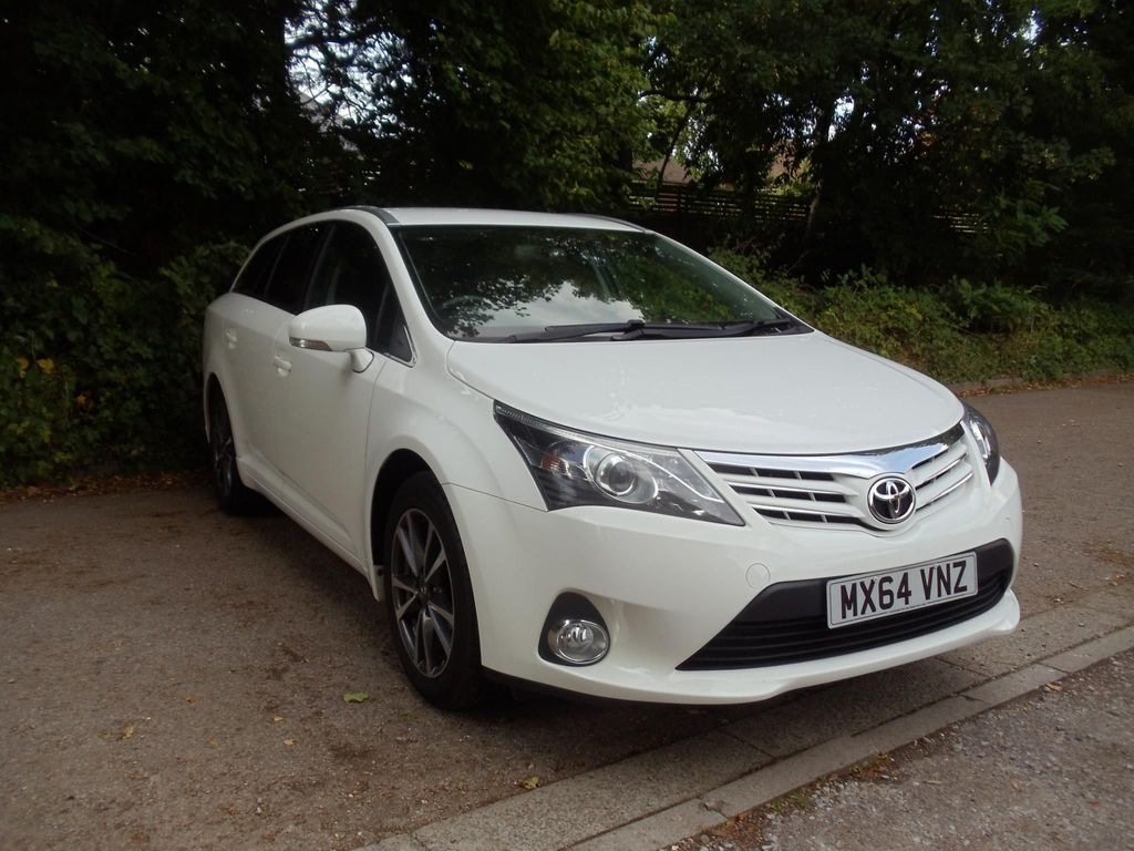 Toyota Avensis Estate 2.0 D-4D Icon 5dr