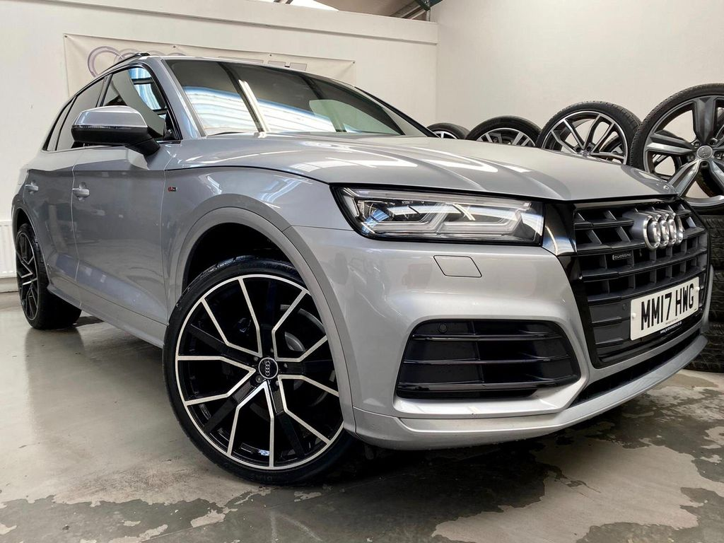 Audi Q5 SUV 2.0 TDI S line S Tronic quattro (s/s) 5dr
