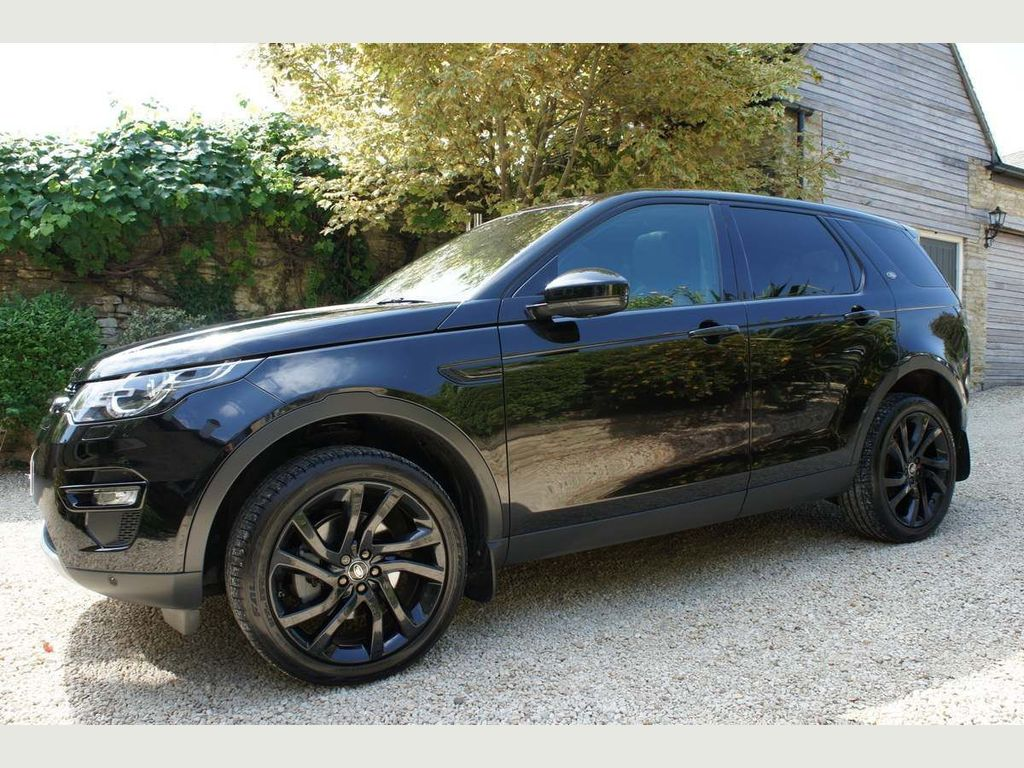 Land Rover Discovery Sport SUV 2.2 SD4 HSE Auto 4WD (s/s) 5dr