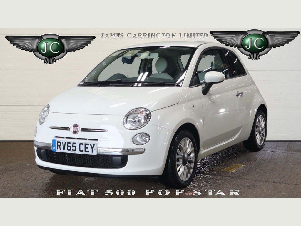 Fiat 500 Hatchback 1.2 Pop Star (s/s) 3dr