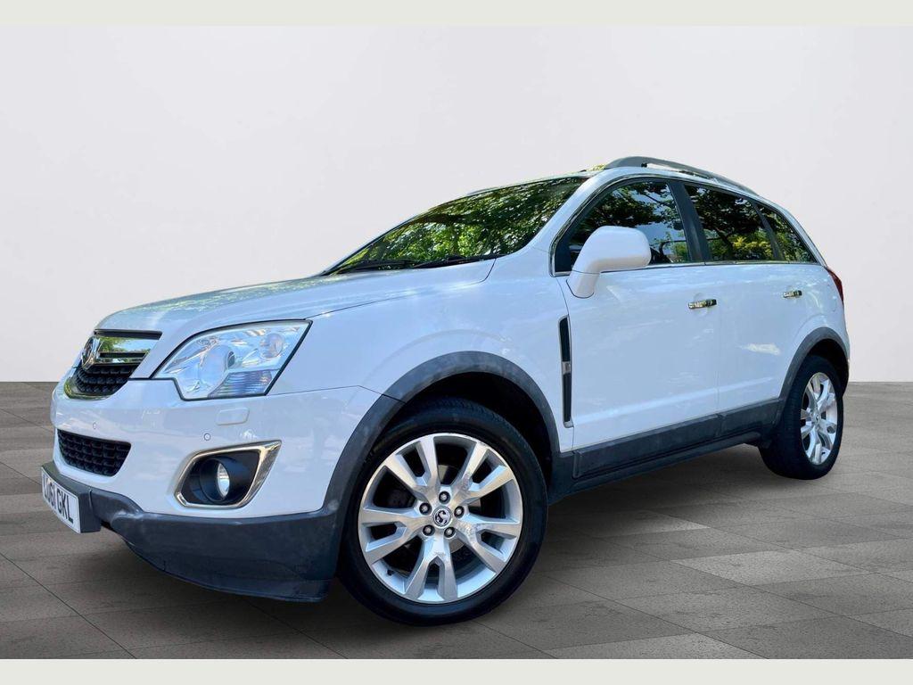 Vauxhall Antara SUV 2.2 CDTi SE Auto 4WD 5dr (SNav)