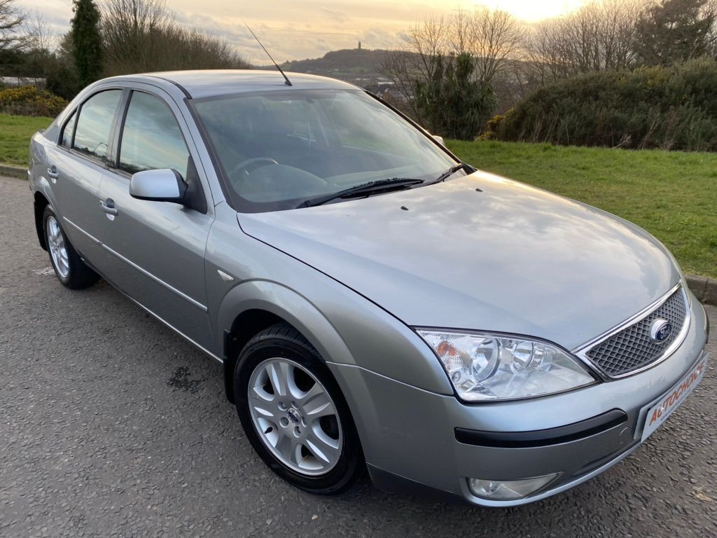 Ford Mondeo Saloon 2.0 DI LX 4dr