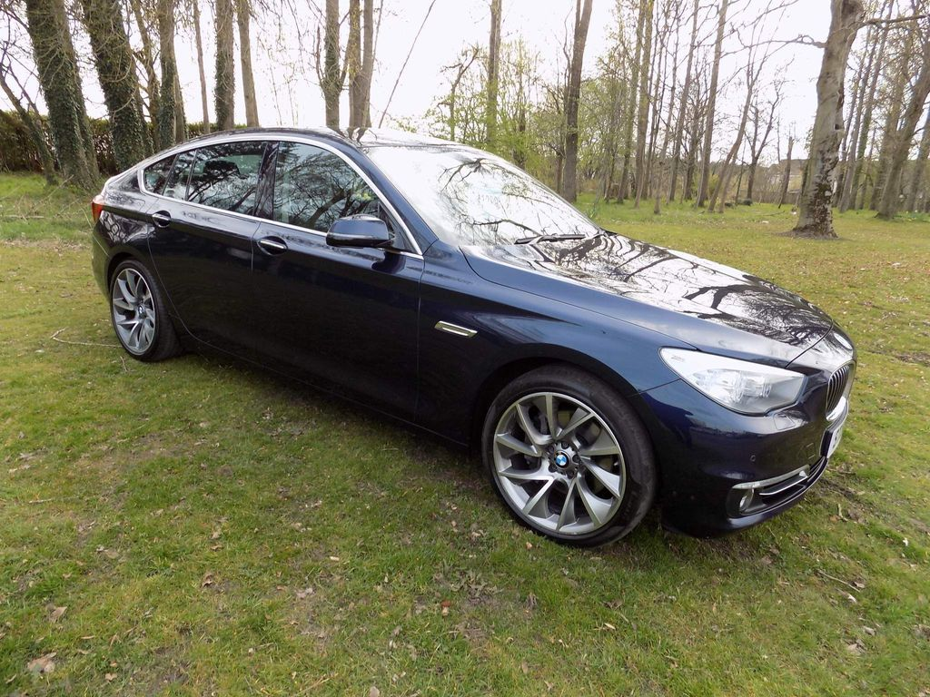 BMW 5 Series Gran Turismo Hatchback 2.0 520d Luxury GT Auto 5dr
