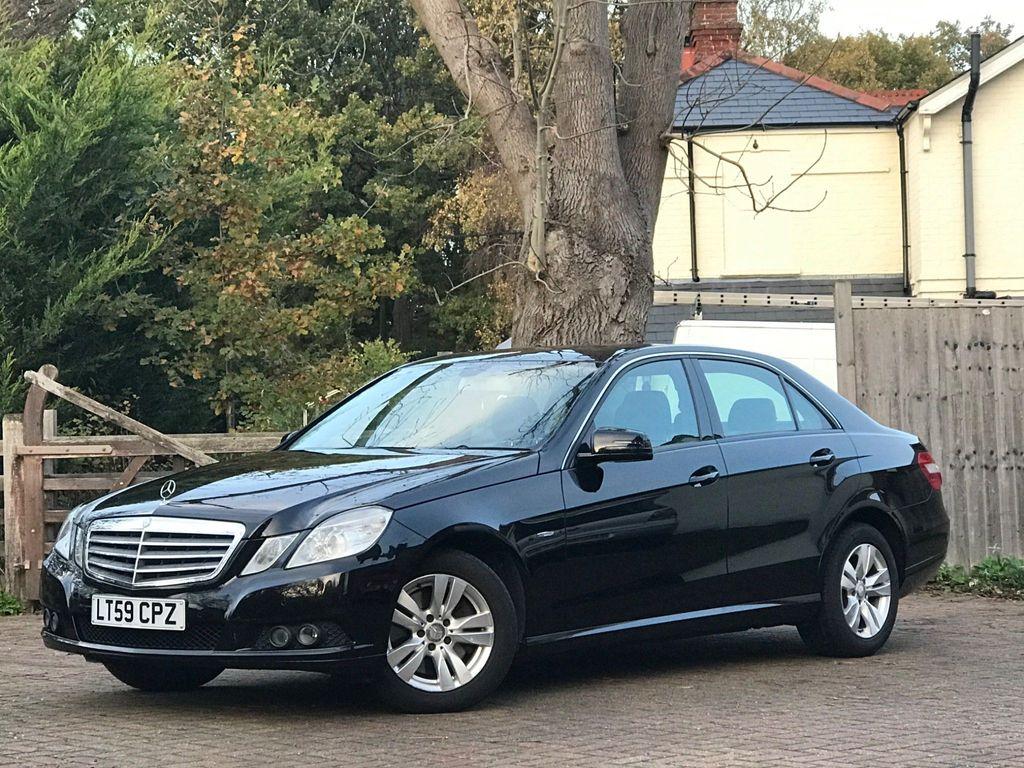 Mercedes-Benz E Class Saloon 2.1 E250 CDI BlueEFFICIENCY SE 4dr