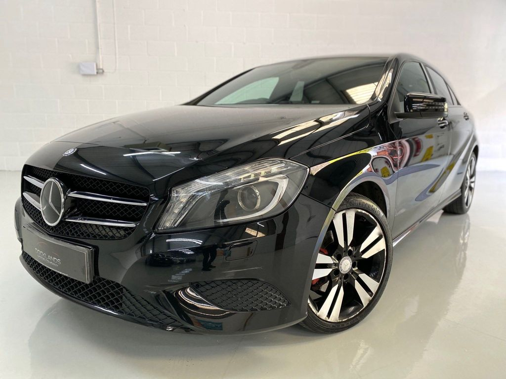 Mercedes-Benz A Class Hatchback 2.1 A200 CDI Sport 7G-DCT 5dr