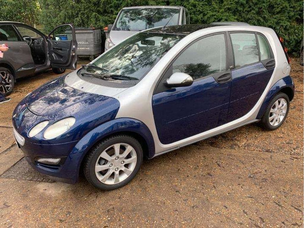 Smart forfour Hatchback 1.1 Passion 5dr