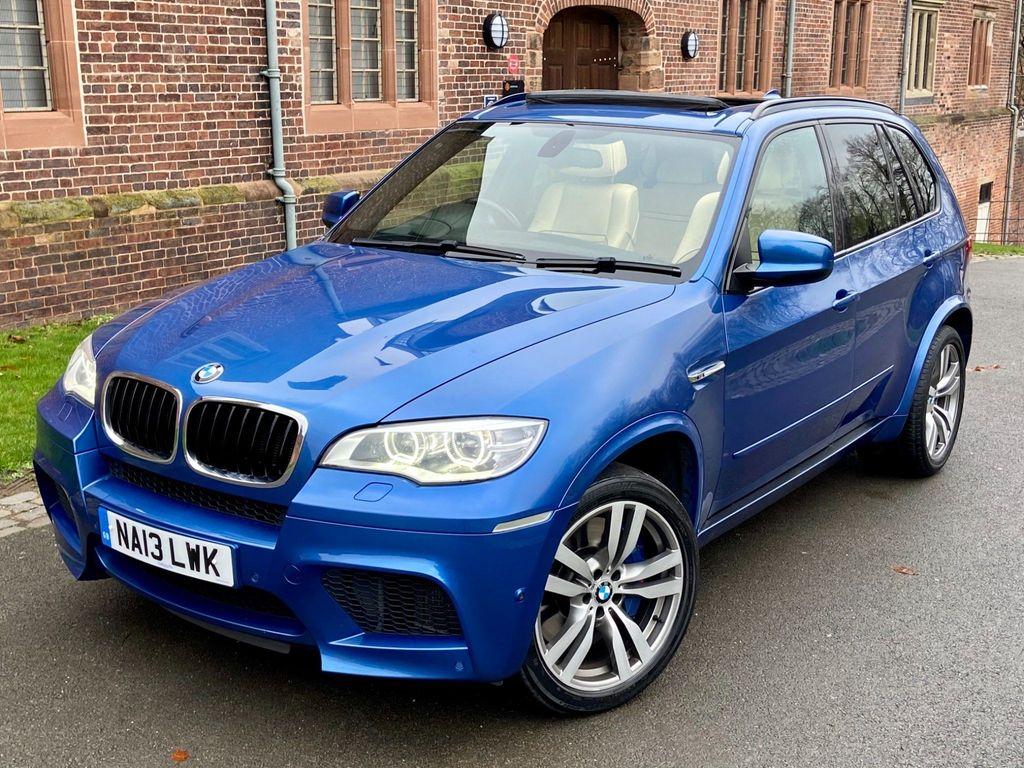 BMW X5 M SUV 4.4i V8 Auto 4WD 5dr
