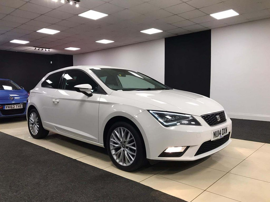 SEAT Leon Hatchback 1.2 TSI SE (Tech Pack) SportCoupe (s/s) 3dr