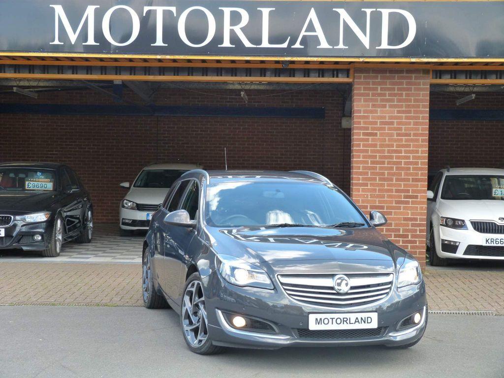 Vauxhall Insignia Estate 2.0 CDTi ecoFLEX SRi VX Line Sport Tourer (s/s) 5dr