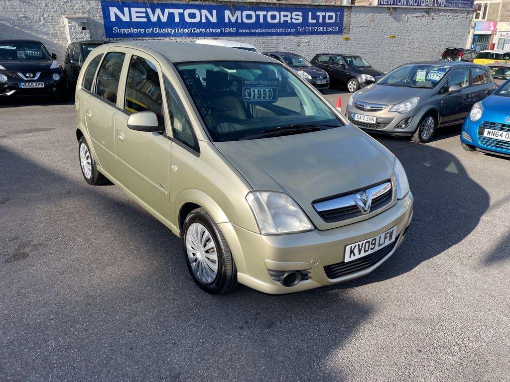 Vauxhall Meriva MPV 1.3 CDTi 16v Club 5dr