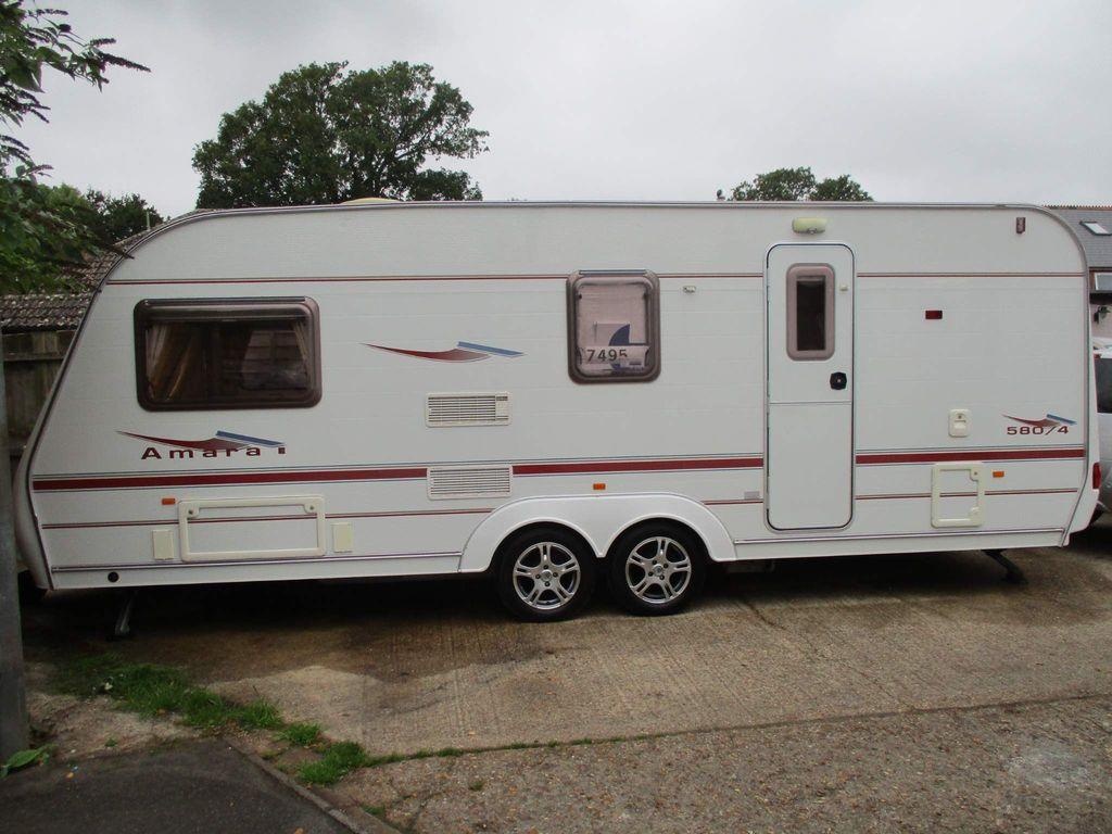 Coachman Amara Tourer 580/4 Touring Caravan