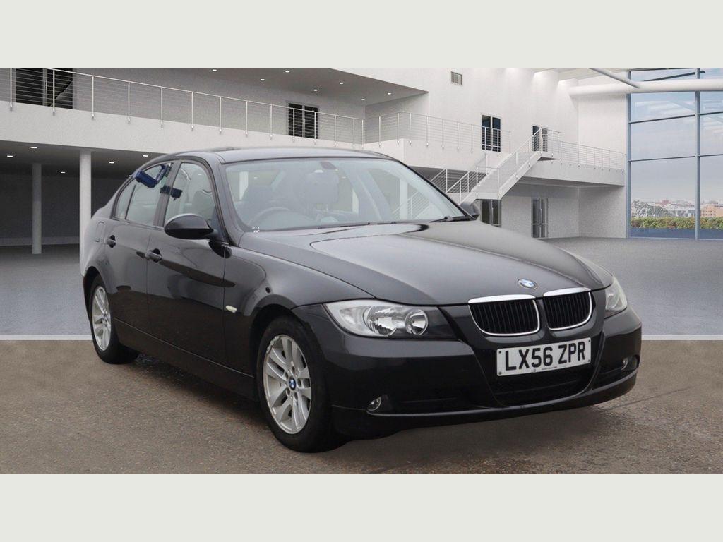 BMW 3 Series Saloon 2.0 320d SE 4dr