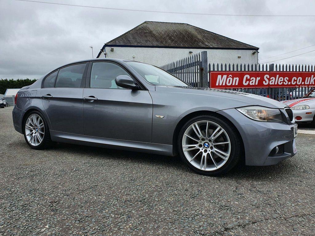 BMW 3 Series Saloon 2.0 320d M Sport Business Edition 4dr