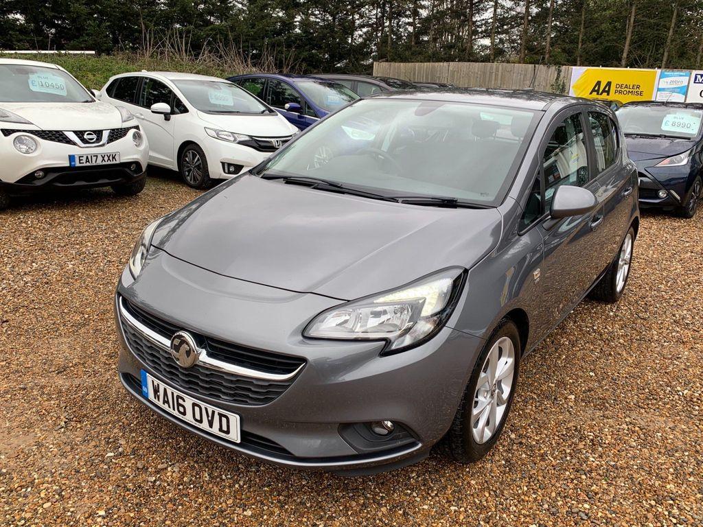 Vauxhall Corsa Hatchback 1.4i ecoFLEX Energy Easytronic (s/s) 5dr (a/c)