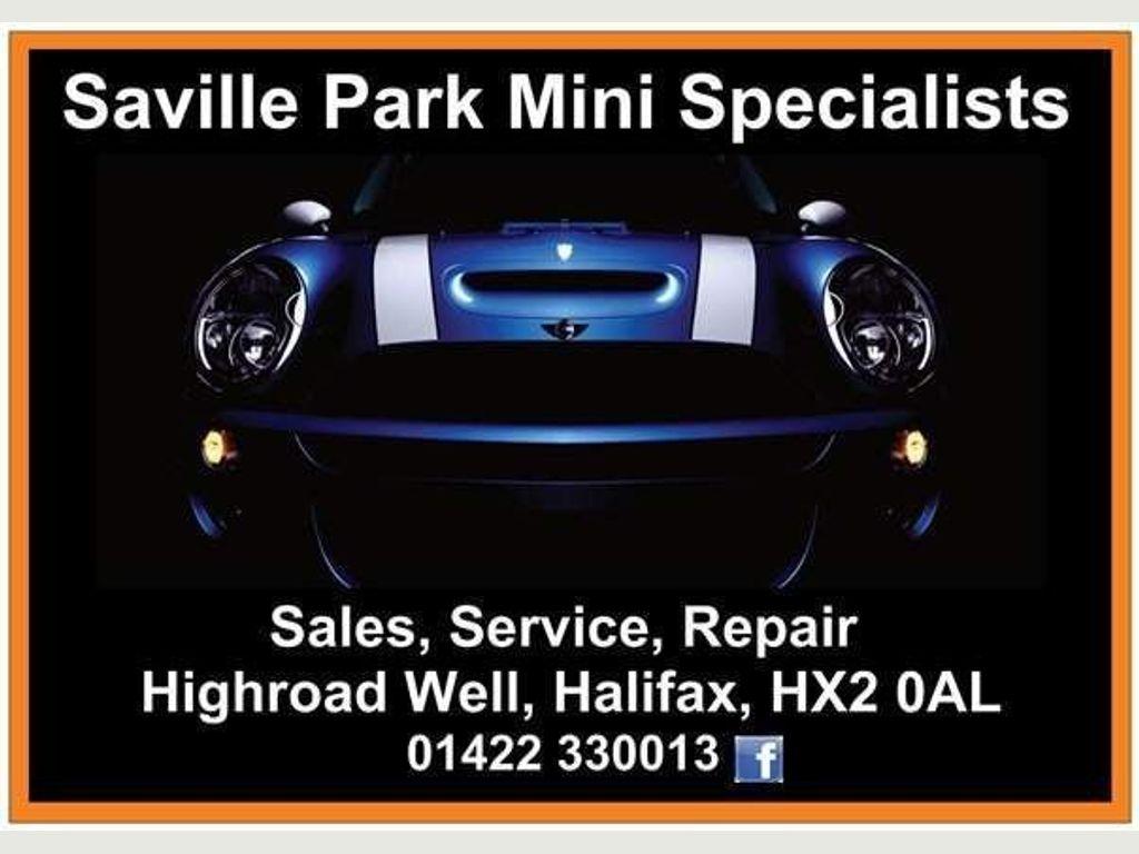 MINI Hatch Hatchback 1.6 Cooper Pimlico 3dr