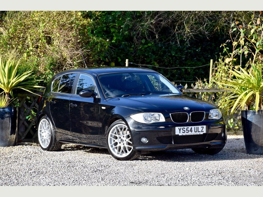 BMW 1 Series Hatchback 2.0 120i Sport 5dr