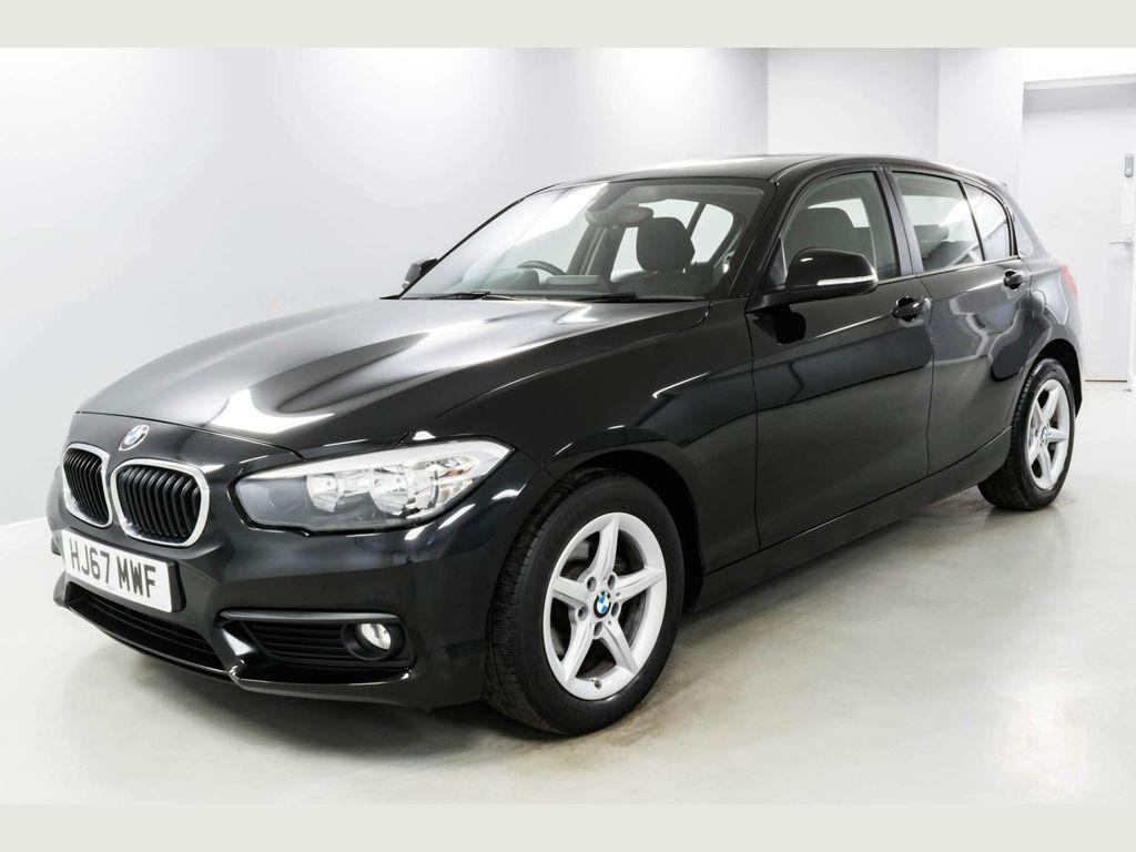 BMW 1 Series Hatchback 1.5 118i SE Sports Hatch (s/s) 5dr