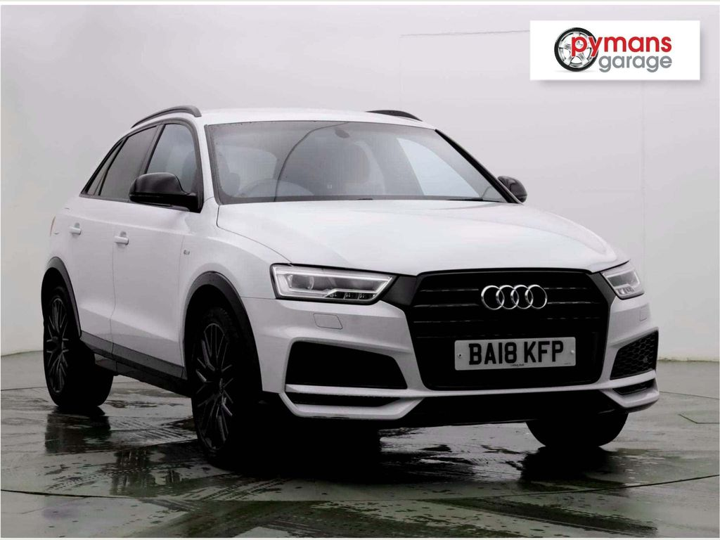 Audi Q3 SUV 1.4 TFSI CoD Black Edition S Tronic (s/s) 5dr
