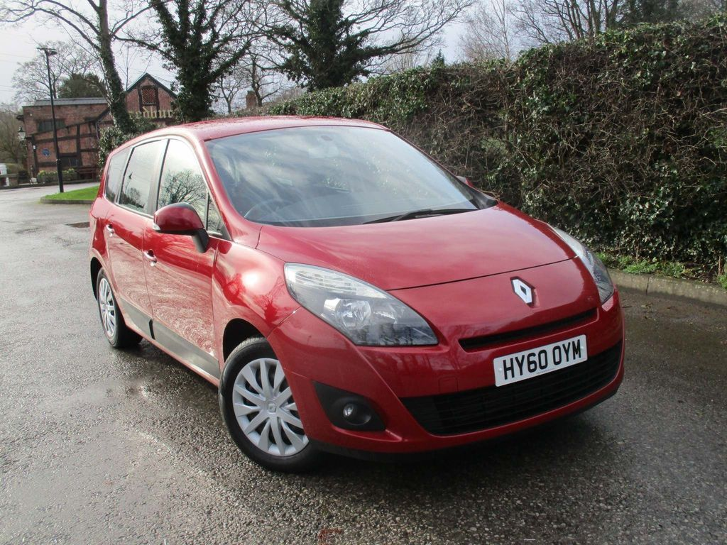 Renault Grand Scenic MPV 1.5 TD Expression 5dr