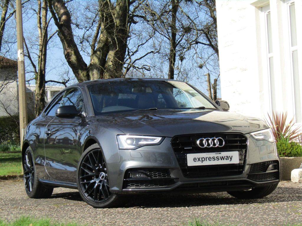 Audi A5 Coupe 3.0 TDI Black Edition Plus S Tronic quattro 2dr