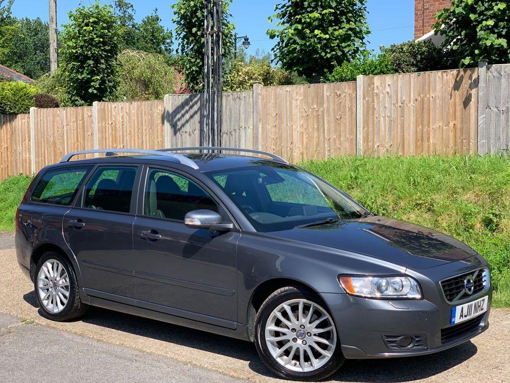 Volvo V50 Estate 2.0 D3 SE Lux 5dr