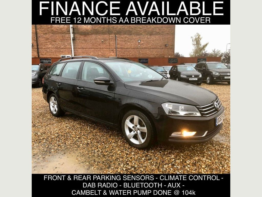 VOLKSWAGEN PASSAT Estate 1.6 TDI BlueMotion Tech S 5dr