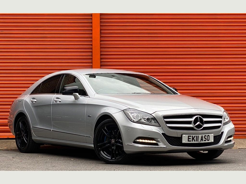 Mercedes-Benz CLS Coupe 3.0 CLS350 CDI BlueEFFICIENCY 7G-Tronic Plus 4dr