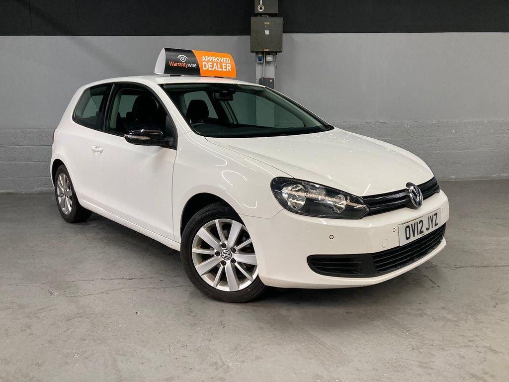 Volkswagen Golf Hatchback 1.6 TDI Match 3dr