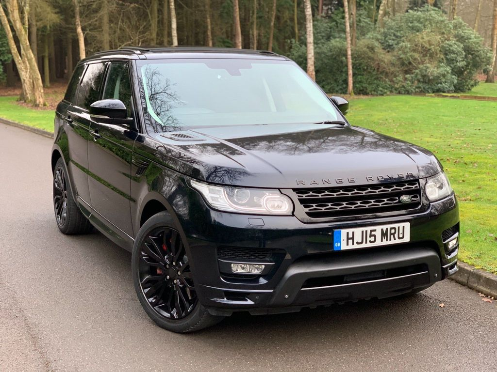 Land Rover Range Rover Sport SUV 4.4 SD V8 Autobiography Dynamic (s/s) 5dr