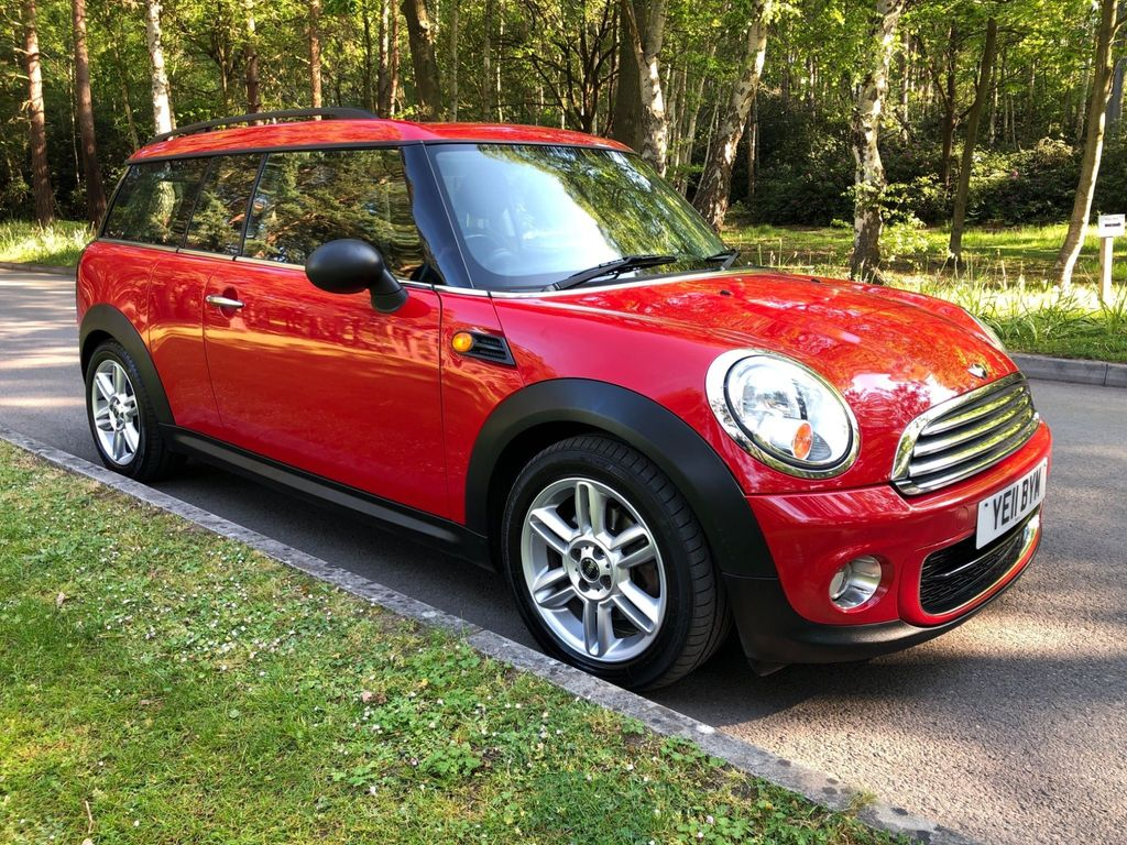 MINI CLUBMAN Estate 1.6 One D (Pepper) 5dr