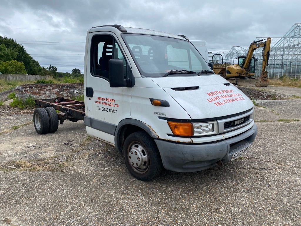 Iveco Daily Unlisted 2.3 TD 35C12 Integral XLWB Chassis Cab 2dr