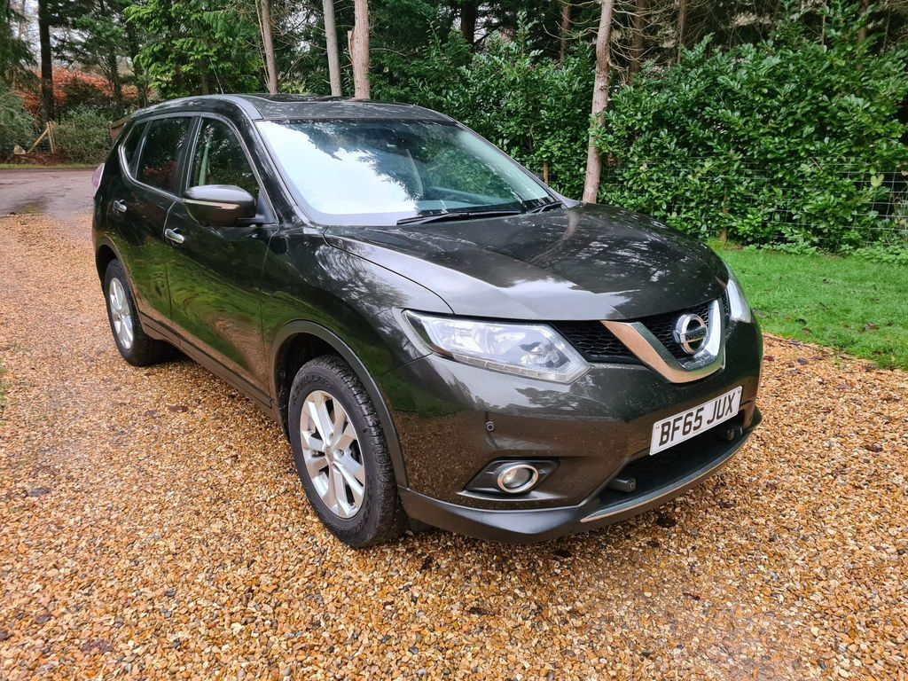 Nissan X-Trail SUV 1.6 dCi Acenta (s/s) 5dr
