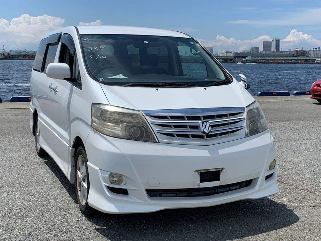 Toyota Alphard MPV 3.0 MS Platinum