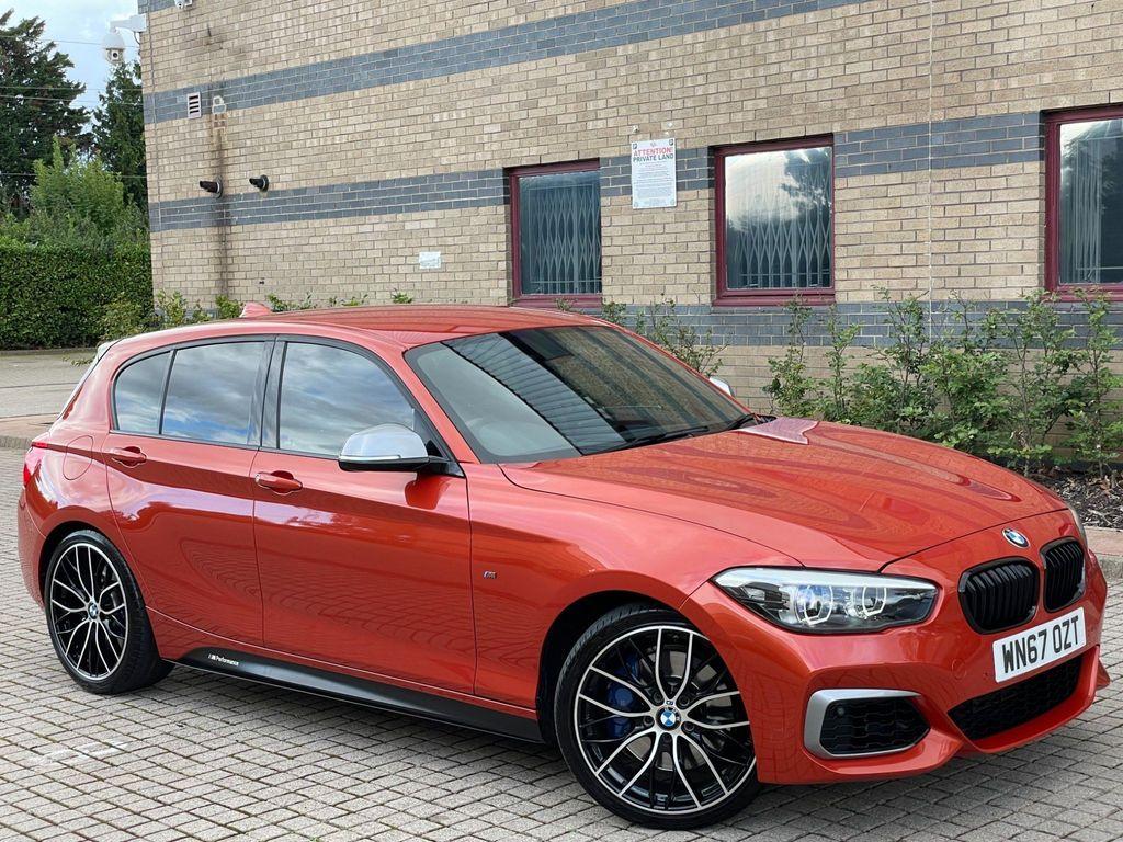BMW 1 Series Hatchback 3.0 M140i Sports Hatch Auto (s/s) 5dr