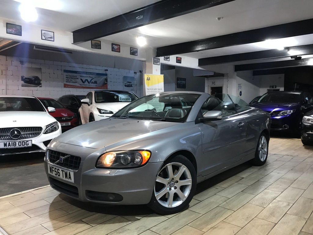 Volvo C70 Convertible 2.5 T5 Sport Geartronic 2dr