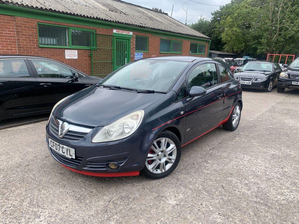 Vauxhall Corsa Hatchback 1.3 CDTi 16v Design 3dr (a/c)