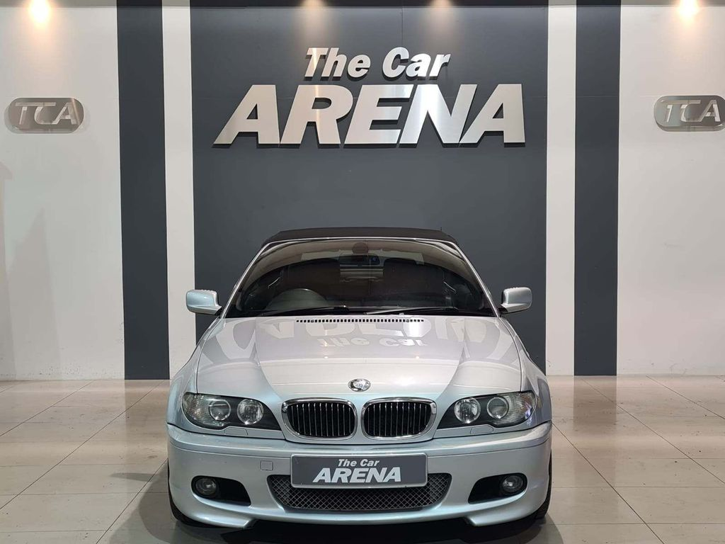 BMW 3 Series Convertible 3.0 330Ci Sport Auto 2dr