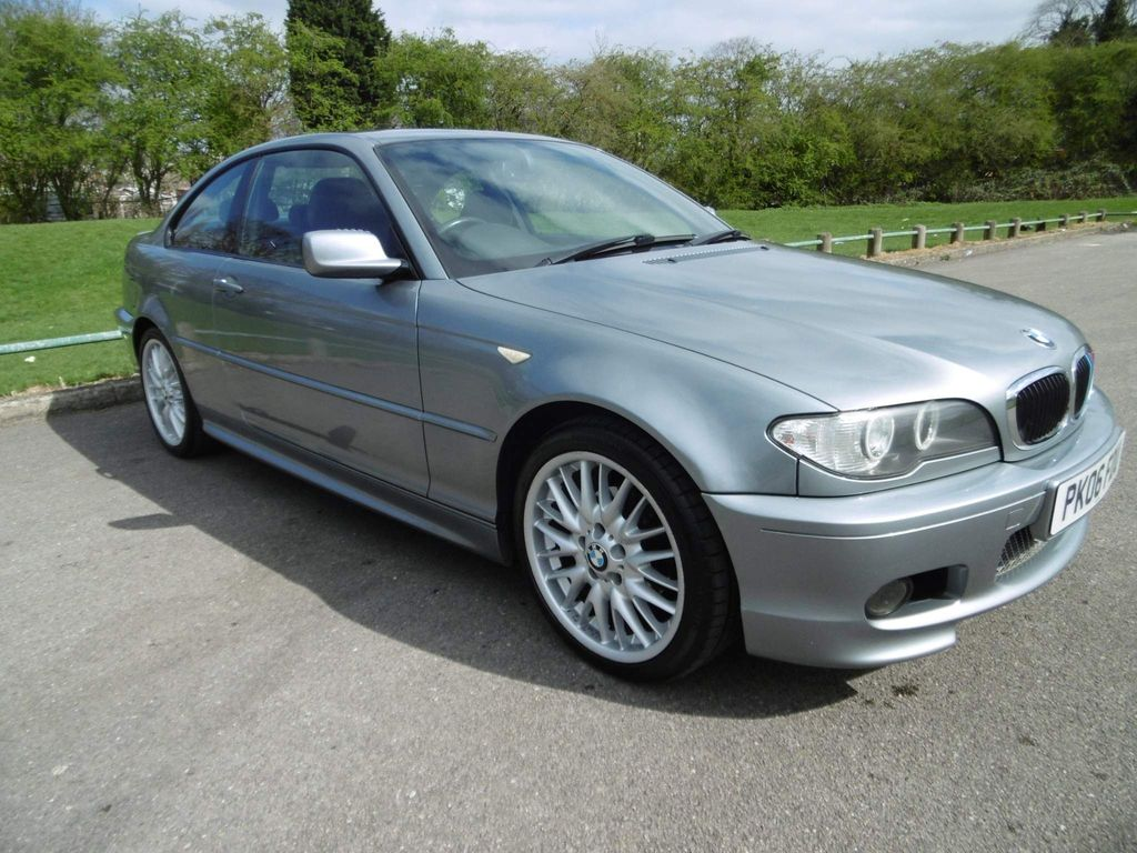 BMW 3 Series Coupe 2.0 318Ci 318 M Sport 2dr