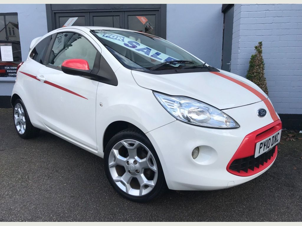 Ford Ka Hatchback 1.2 Grand Prix 3dr